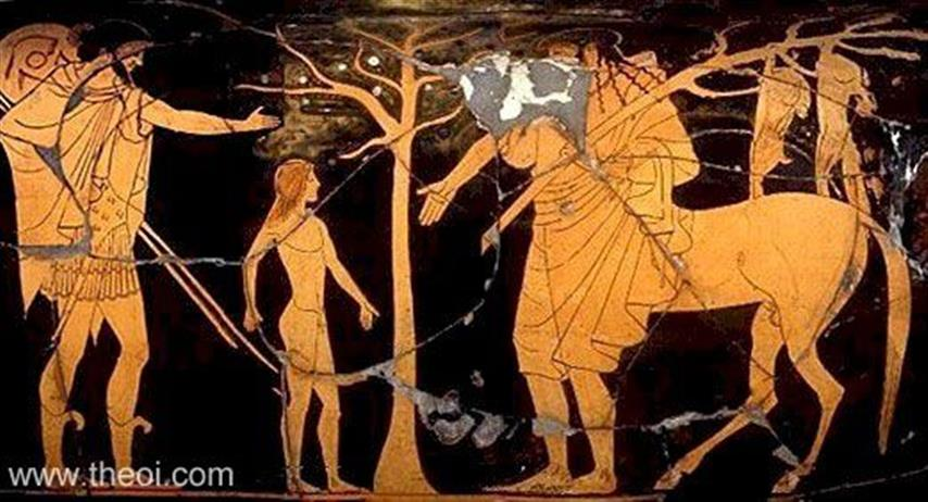 achilles greek mythology symbols pictures for words